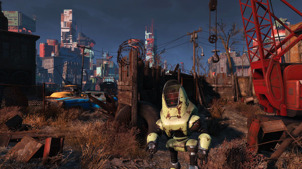 Fallout 4 v1.0-v1.5.205 Plus 20 Trainer-FLiNG