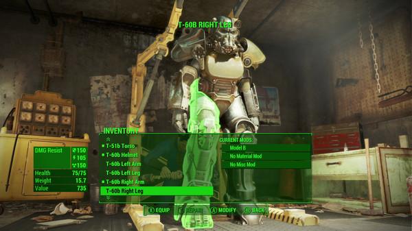 Скриншот №16 к Fallout 4
