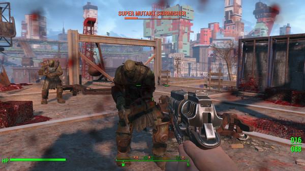 Скриншот №17 к Fallout 4