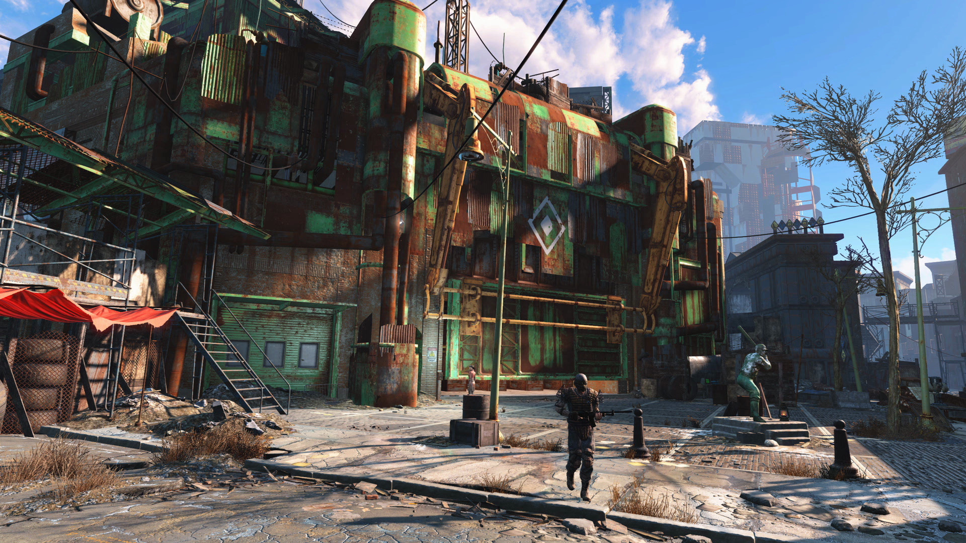 Bethesda's Fallout 4 Gets The First Patch 1