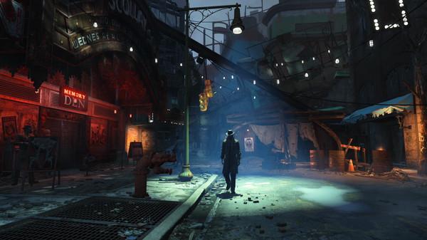Скриншот №2 к Fallout 4