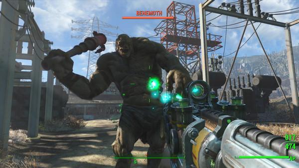 Скриншот №19 к Fallout 4
