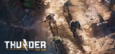 Thunder Tier One Cover Image