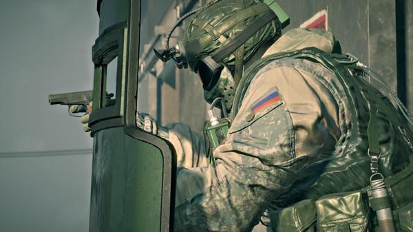 Скриншот №3 к Tom Clancys Rainbow Six® Siege - Ultra HD Texture Pack