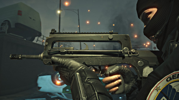 Скриншот №1 к Tom Clancys Rainbow Six® Siege - Ultra HD Texture Pack