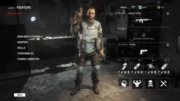 Скриншот №1 к Homefront® The Revolution - The Wing Skull Pack