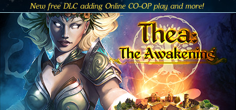 Thea: The Awakening Cover Image