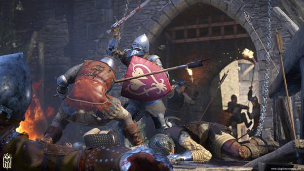 Kingdom Come: Deliverance (KCD) скриншот