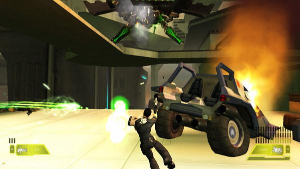 скриншот Advent Rising 2