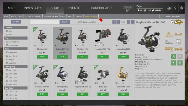 Fishing Planet скриншот