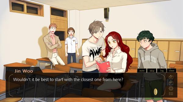 Gwan Moon High School The Ghost Gate-Chronos [CRACK]