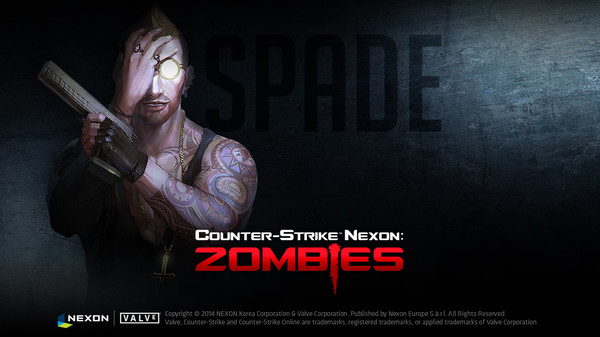 Скриншот №1 к Counter-Strike Nexon Zombies - Journey to the West + Permanent Character