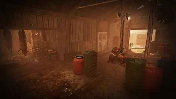 Dead by Daylight (DBD) скриншот