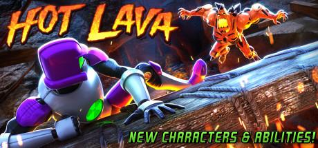 Hot Lava Cover Image