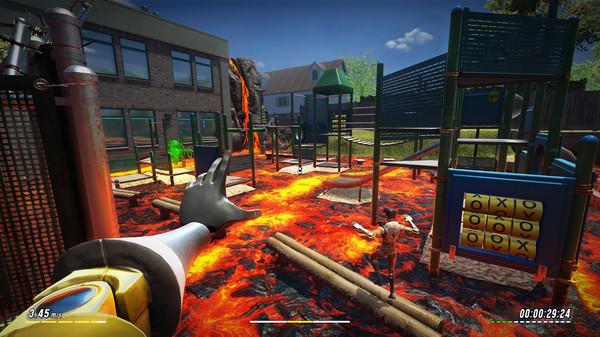 Скриншот №4 к Hot Lava