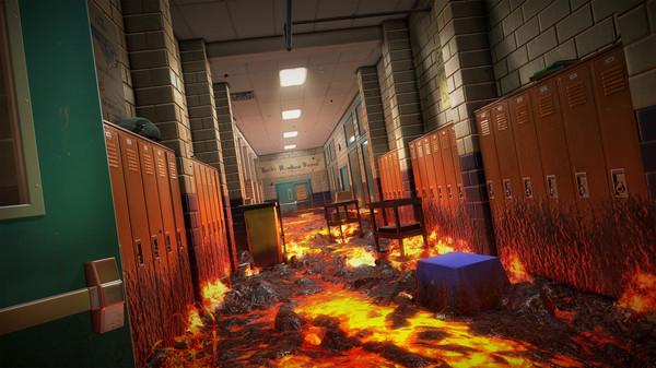 Скриншот №1 к Hot Lava