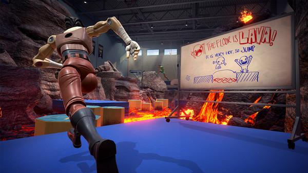 Скриншот №2 к Hot Lava
