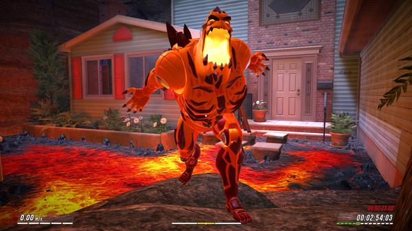 Скриншот №7 к Hot Lava