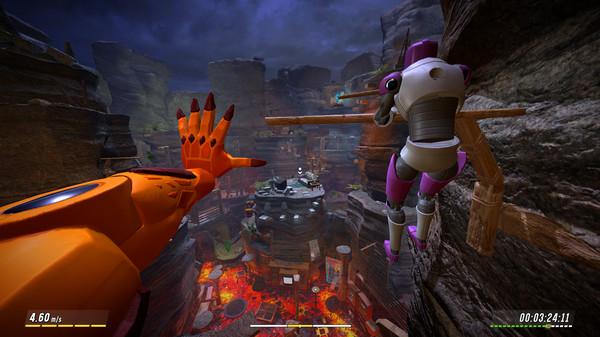 Скриншот №6 к Hot Lava