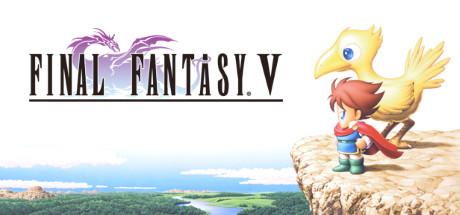 FINAL FANTASY V Cover Image