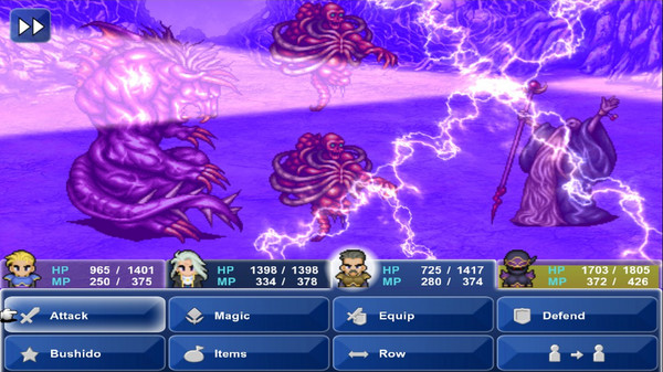 FINAL FANTASY VI (Final Fantasy 6) скриншот