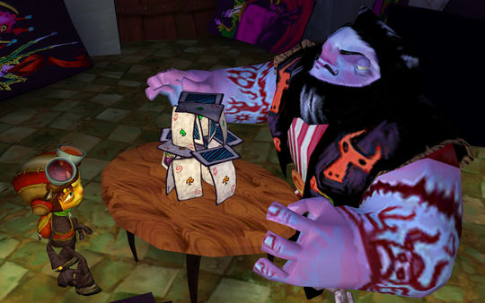 Скриншот №13 к Psychonauts
