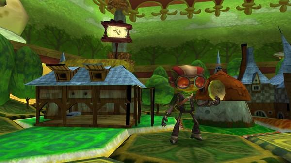 Скриншот №6 к Psychonauts