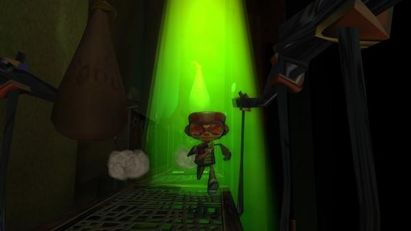 Скриншот №3 к Psychonauts