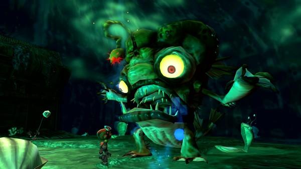 Скриншот №8 к Psychonauts