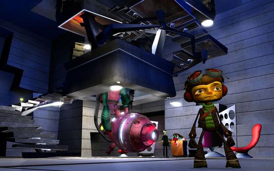 Скриншот №11 к Psychonauts