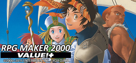 Game Banner RPG Maker 2000