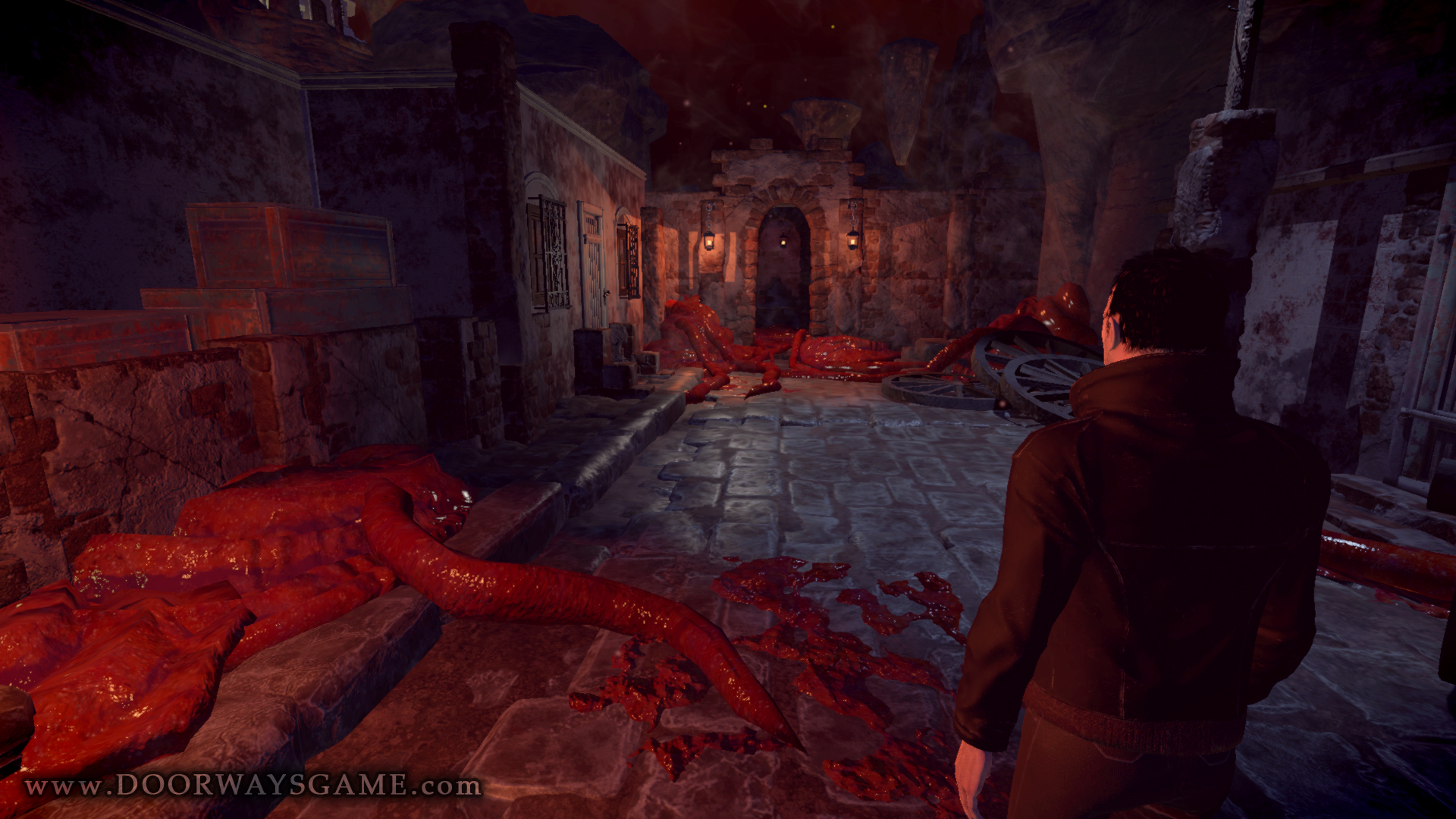 Doorways: Holy Mountains of Flesh Screenshot 2