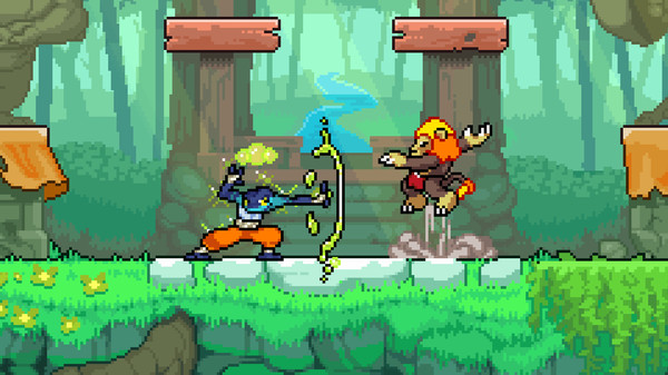 Скриншот №3 к Rivals of Aether