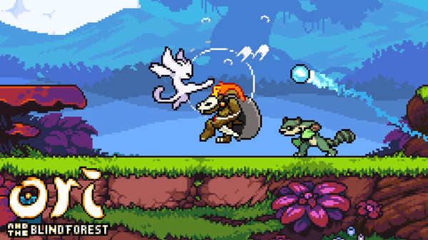 Скриншот №4 к Rivals of Aether