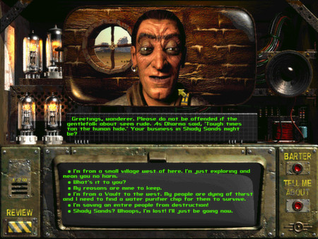 Скриншот №5 к Fallout A Post Nuclear Role Playing Game