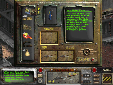 Скриншот №4 к Fallout 2 A Post Nuclear Role Playing Game