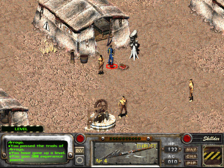 Скриншот №6 к Fallout 2 A Post Nuclear Role Playing Game