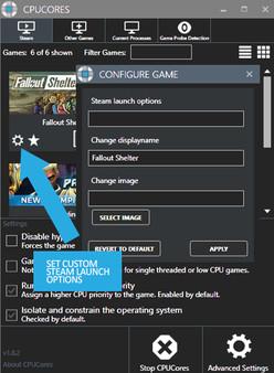 Скриншот №9 к CPUCores  Maximize Your FPS