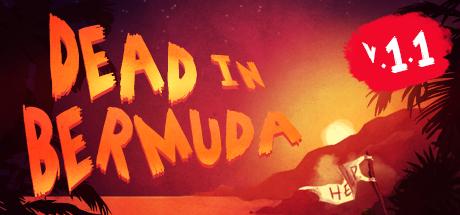 Dead In Bermuda Cover Image