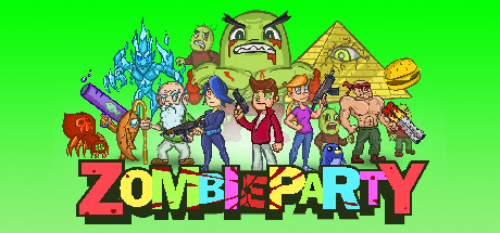 Zombie Party Cover Image