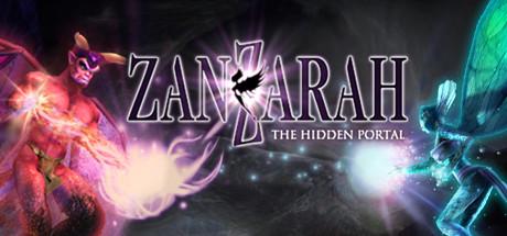 Zanzarah: The Hidden Portal Cover Image