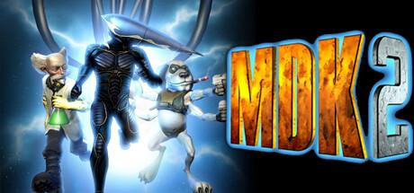 MDK 2 Cover Image