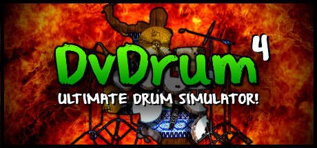 DvDrum, Ultimate Drum Simulator! Cover Image