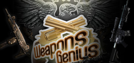 Weapons Genius Cover Image