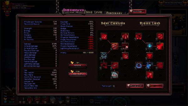 Скриншот №4 к Hero Siege - Wrath of Mevius