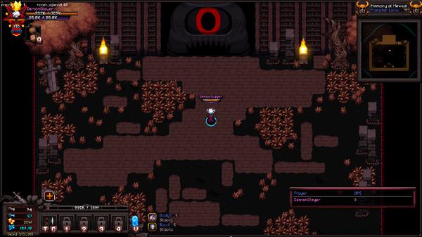 Скриншот №1 к Hero Siege - Wrath of Mevius