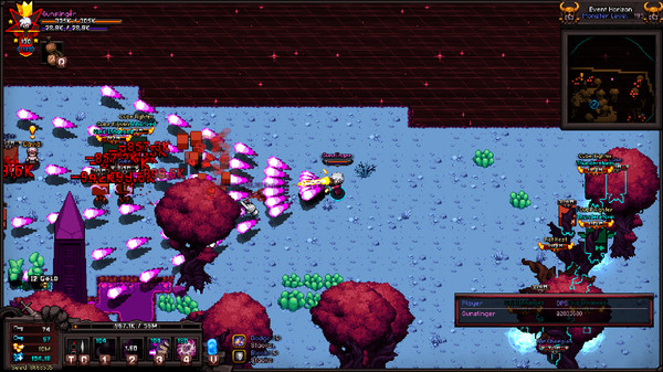 Скриншот №3 к Hero Siege - Wrath of Mevius Digital Collectors Edition