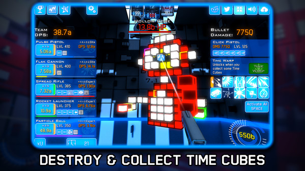 Time Clickers screenshot
