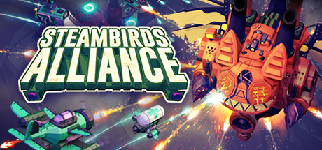 Steambirds Alliance Cover Image