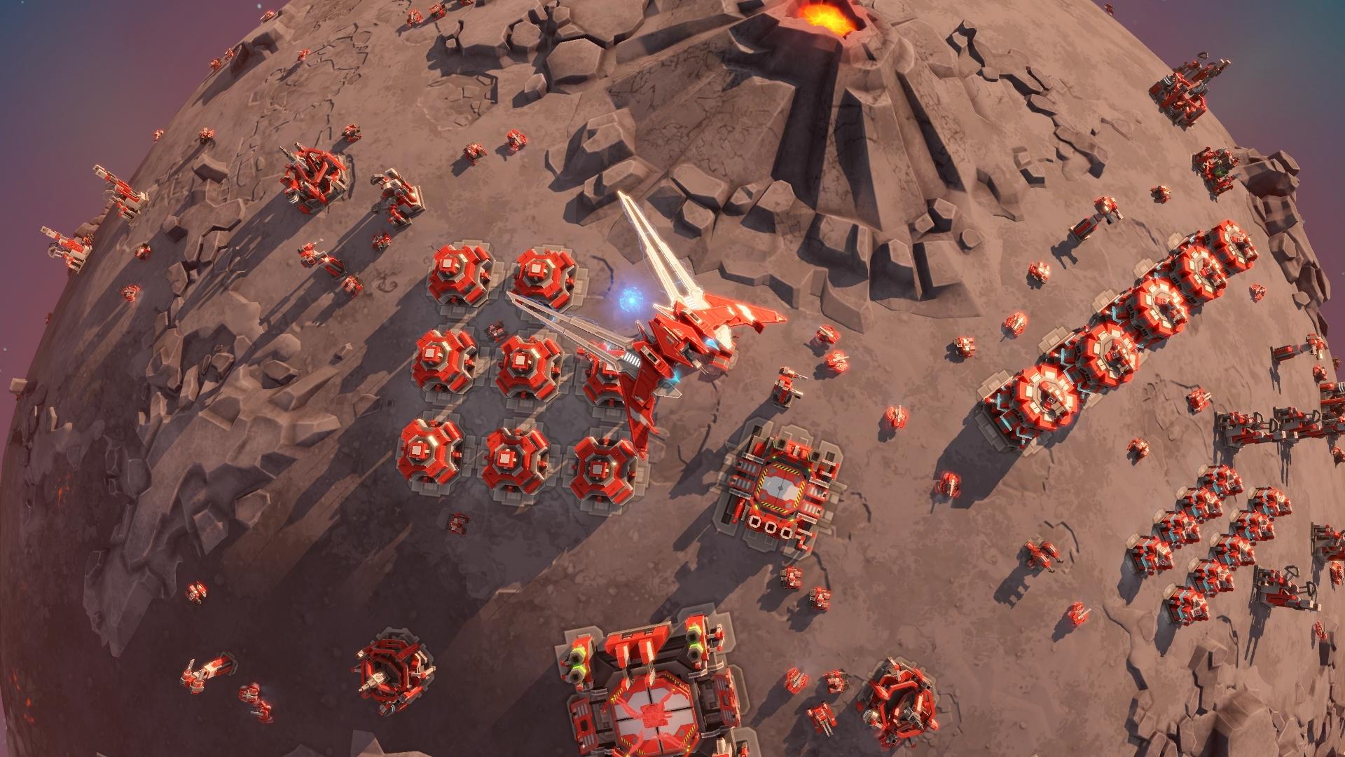 Planetary Annihilation TITANS Free Download